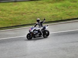 Lorenzo takes pole at MotoGP 2012 at Sepang, KL, Malaysia