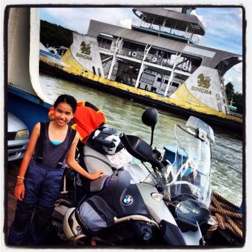 Singha ferry