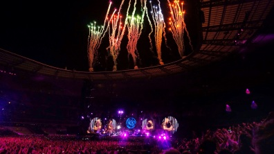 Coldplay Finalle