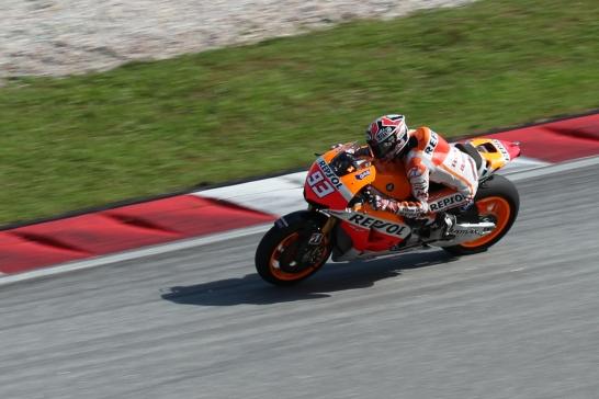 Marquez - Honda