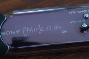 An FM radio too