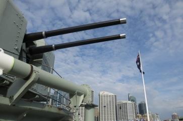 Guns over Sydney
