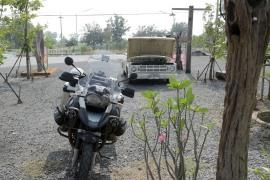 Dodge and Bike