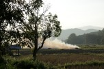 Highway 4044 Fire
