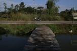 Pond Bridge