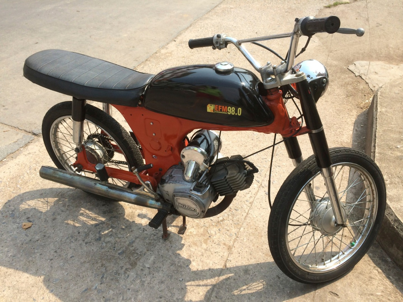 Nan Scooter
