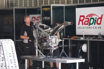 Naked Ducati