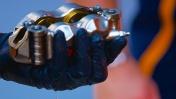 Honda brake calliper