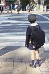 Saturday school boy