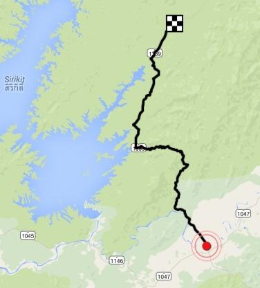 Highway 1339 Part 1 Zoom in