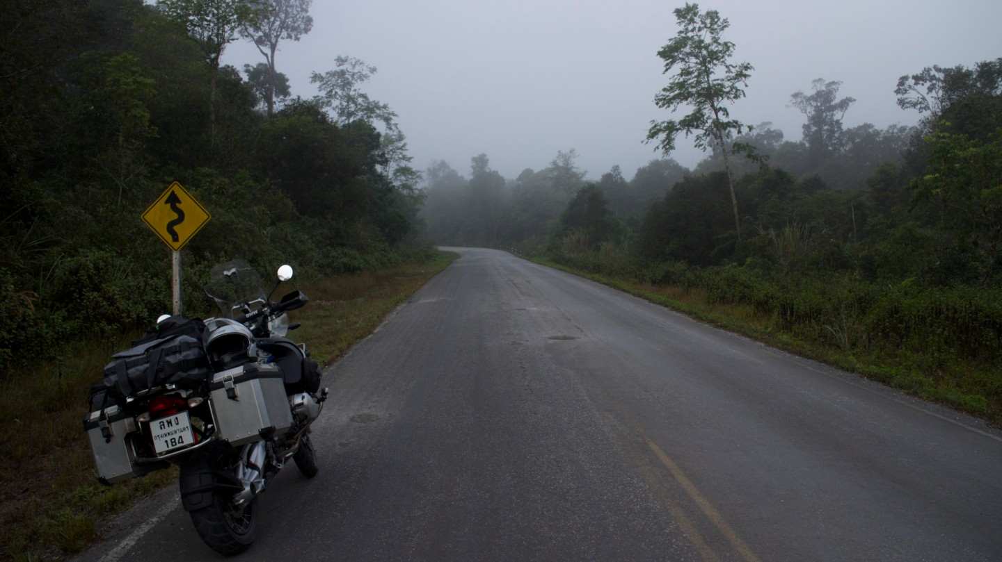 Phu Rin Rong Kla National Park