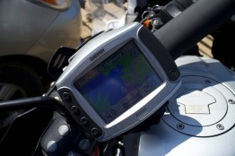 GPS in the water