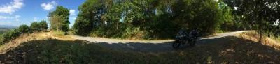 Highway 1339 parking spot