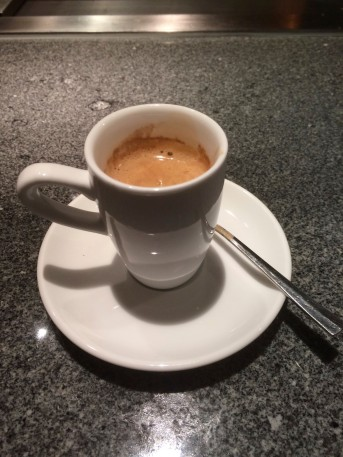 Expresso end