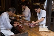 Unaju - Eel Preperations